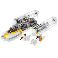 Gold Leaders Y-Wing Starfighter (9495)