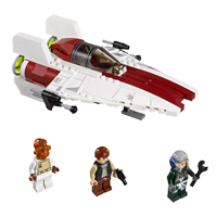 A-Wing Starfighter (75003)