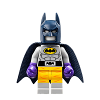 Batman Wut-Batsuit (70909)