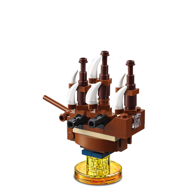 One-Eyed Willy's°Pirate Ship