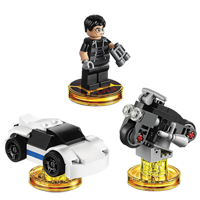 Mission Impossible - Level Pack (71248)