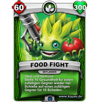 Food Fight (gold)