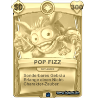 Pop Fizz (gold)