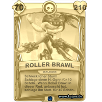 Roller Brawl (gold)